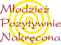 Logo Mlodziez pozytywnie nakrecona rgb